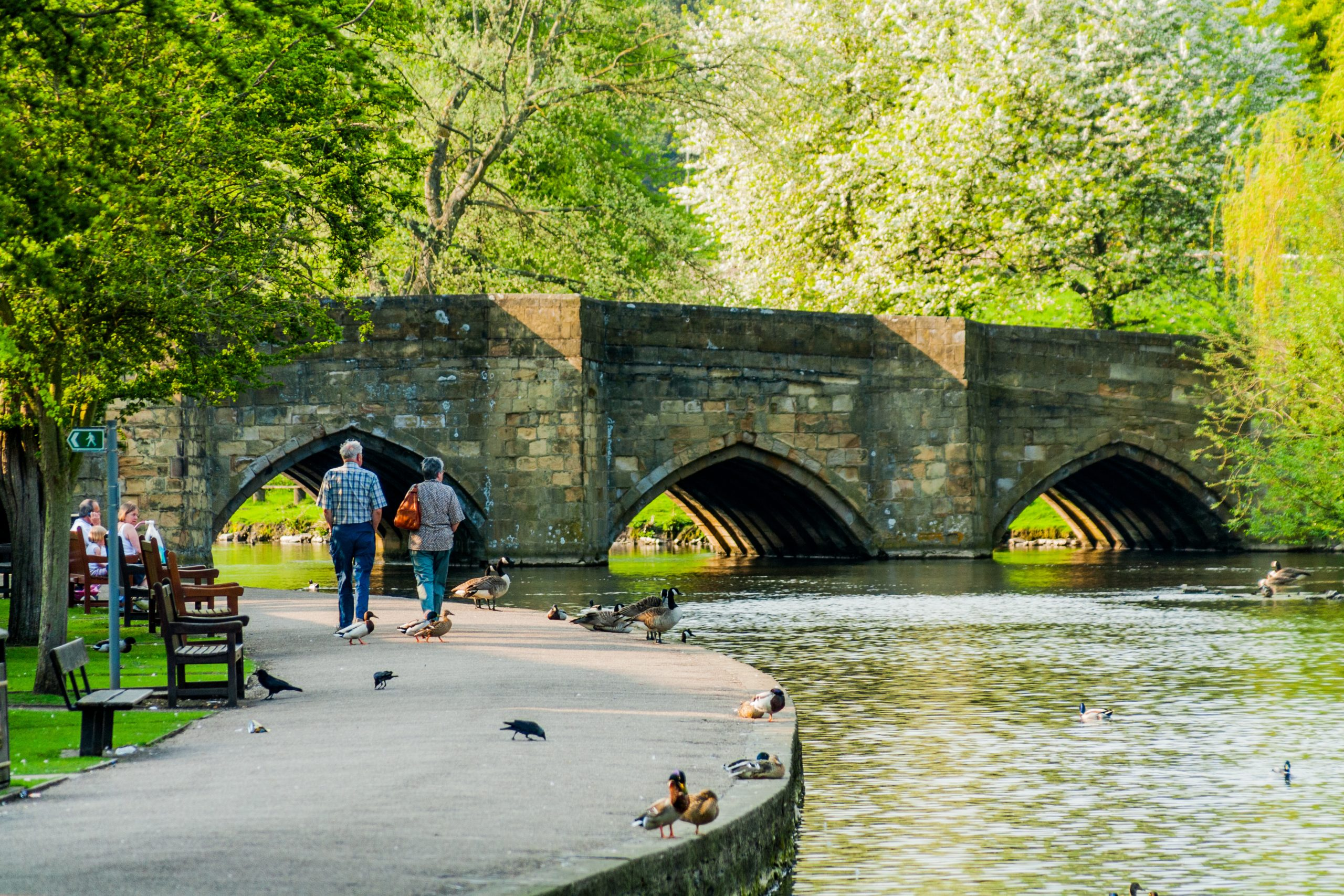 Visit Bakewell with Allied Taxis