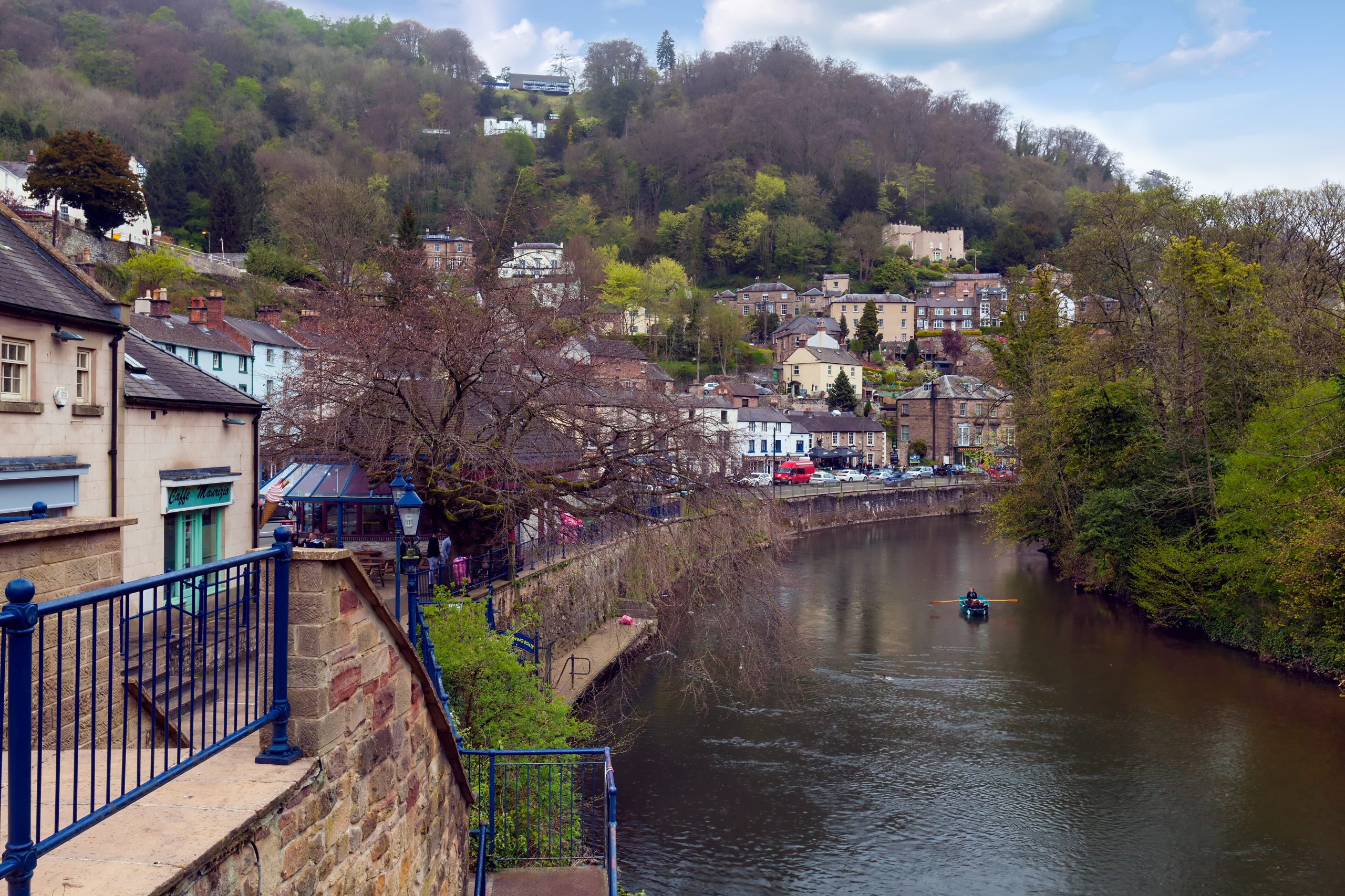 Visit Matlock Bath with Allied Taxis