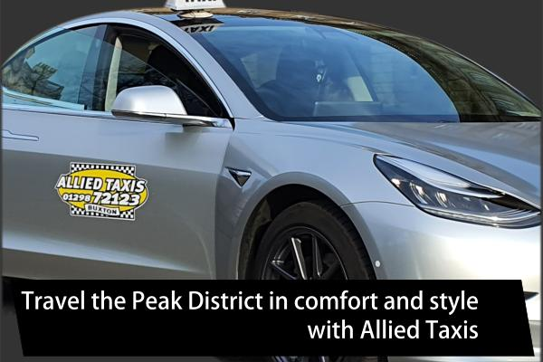 Travel in Style with Allied Taxis