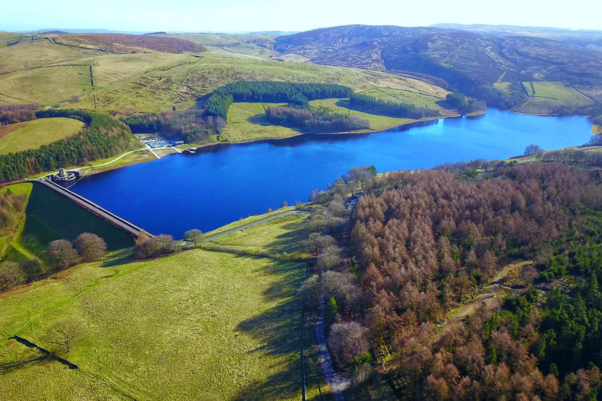 Visit the Goyt Valley with Allied Taxis